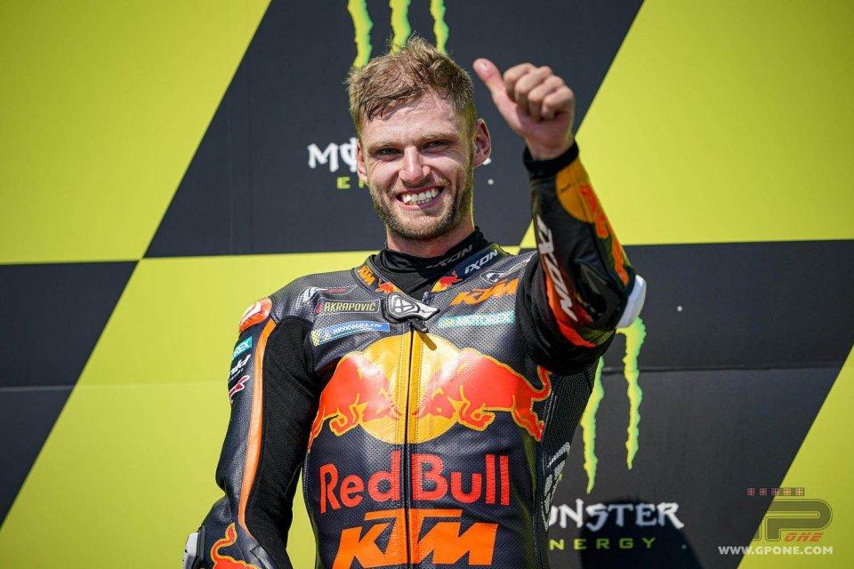 MotoGP: Brad Binder: la vittoria del sistema KTM dalla Moto3 alla MotoGP