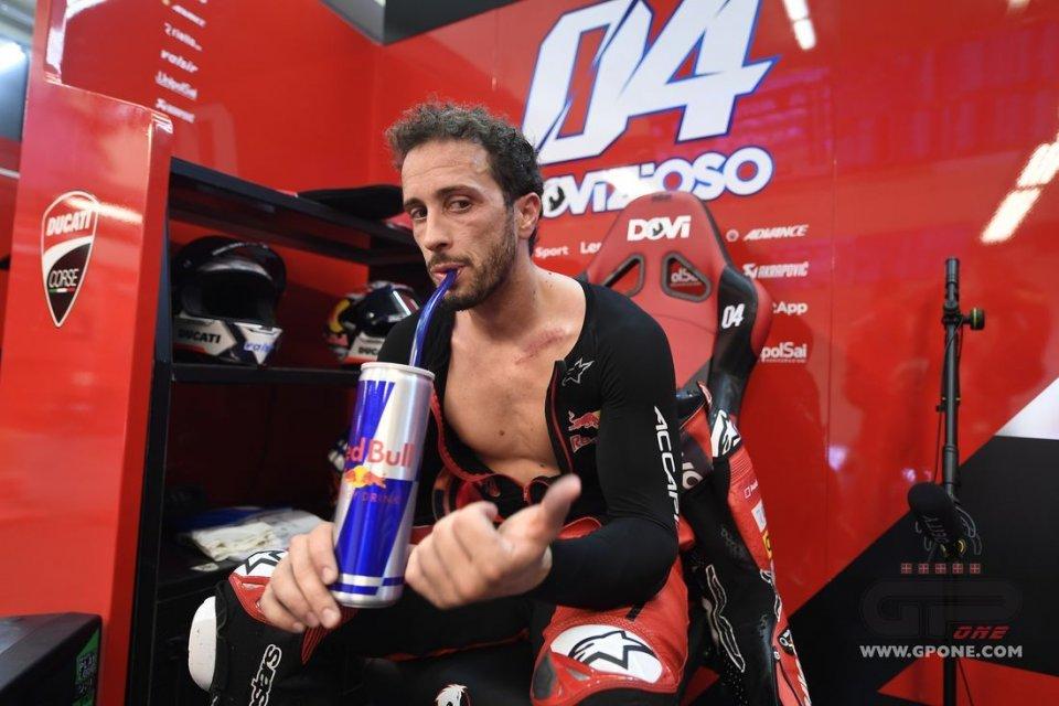 """MotoGP: Dovizioso: """"A Brno potrò sfruttare i punti forti della Ducati"""""""