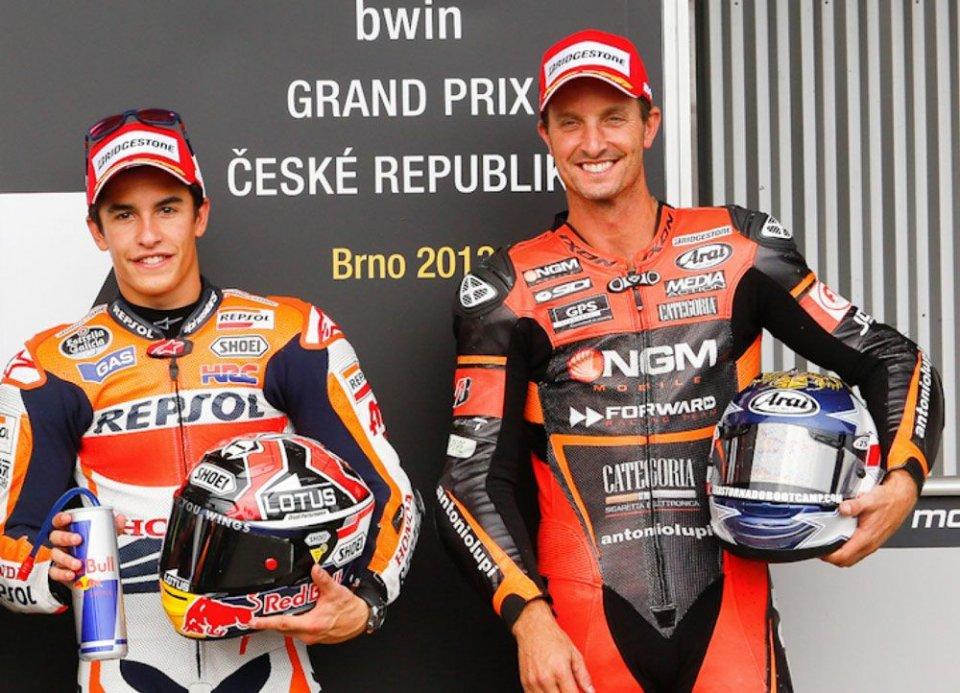 """MotoGP: Edwards: """"A Jerez Marquez è caduto per colpa dell'elettronica"""""""