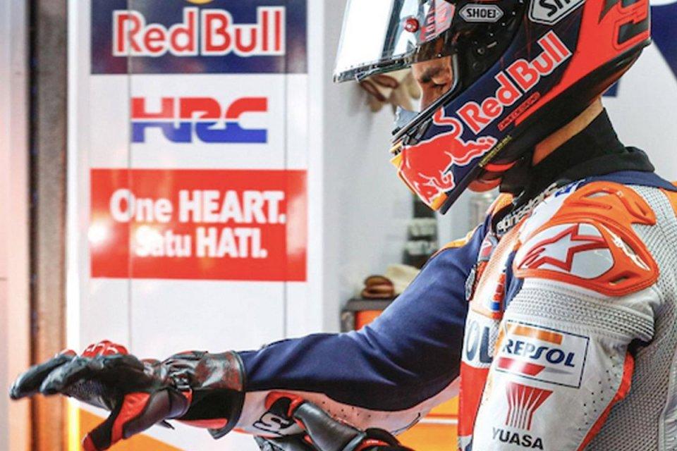 MotoGP: Marquez Shock: operato per sostituire la placca in titanio. Salta Brno?