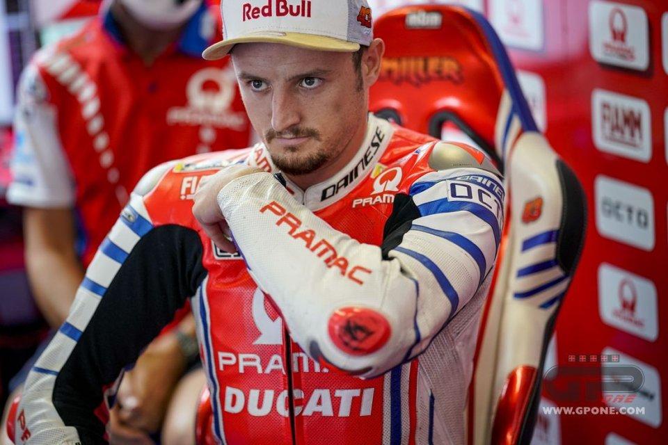 """MotoGP: Miller sull'incidente di Marquez: """"oltre il limite e troppo aggressivo"""""""