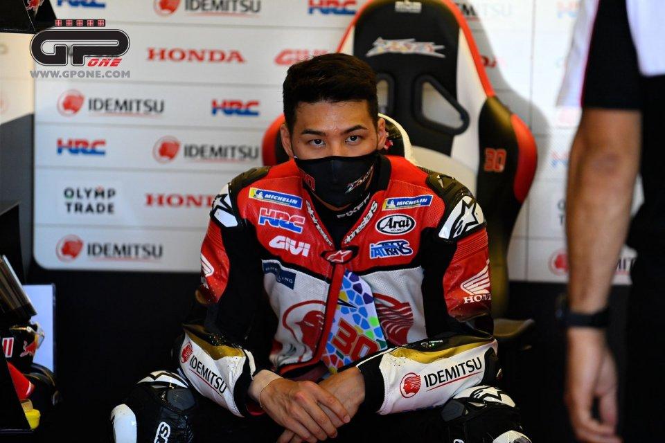 """MotoGP: Nakagami: """"La telemetria di Marquez mi ha mostrato come essere veloce"""""""