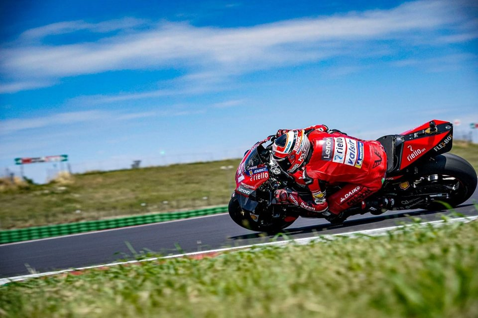 MotoGP: Aprilia, Ducati, and KTM in Misano: three days of testing before the GP