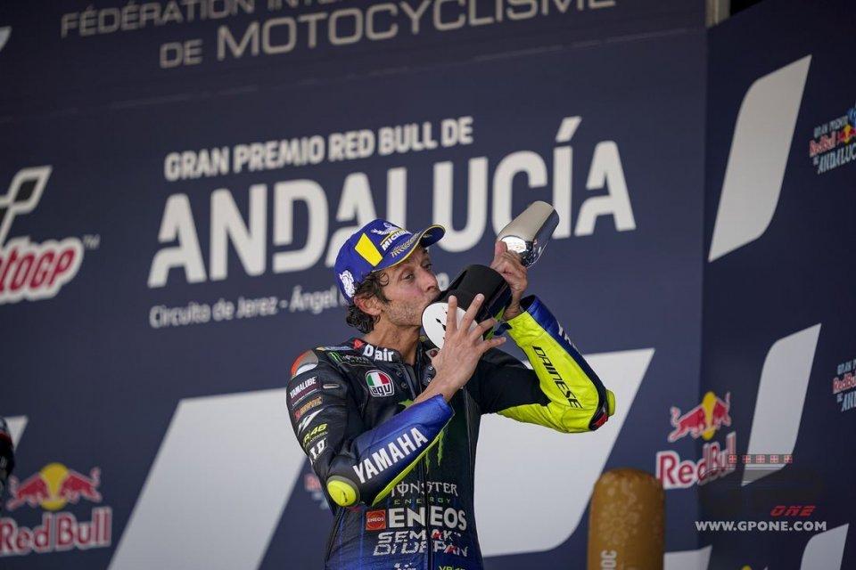 MotoGP: Valentino Rossi a un passo dall'impresa: a Brno i 200 podi nel mirino