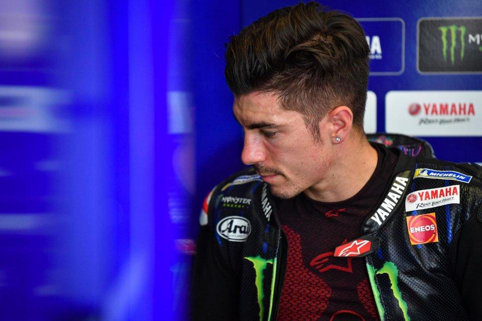 """MotoGP: Vinales: """"Ho stravolto il mio assetto, spero di vincere la scommessa"""""""