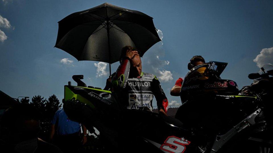 """MotoGP: Zarco: """"La penalità? Decide la gente sbagliata nel posto sbagliato"""""""
