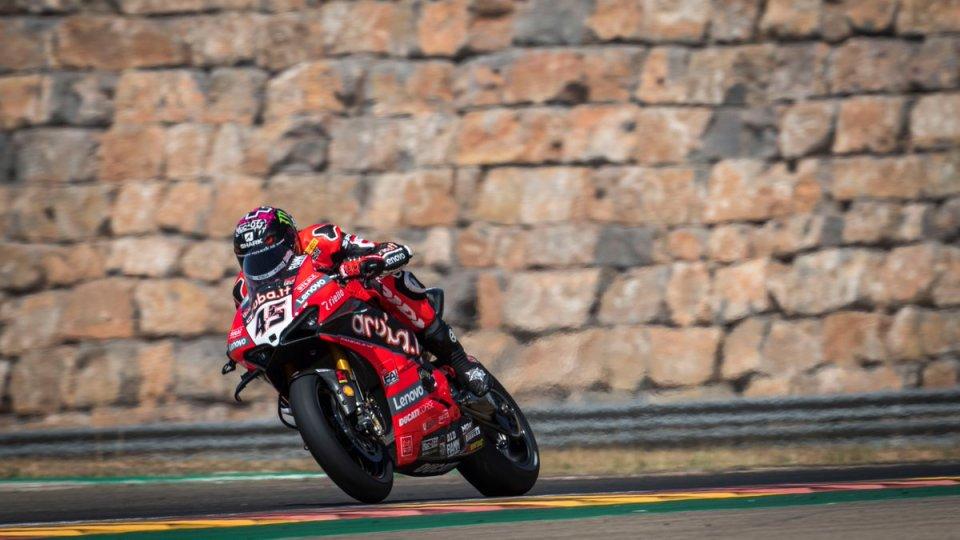 """SBK: Redding: """"Non pensavo di poter vincere. Ora credo in me e in Ducati"""""""