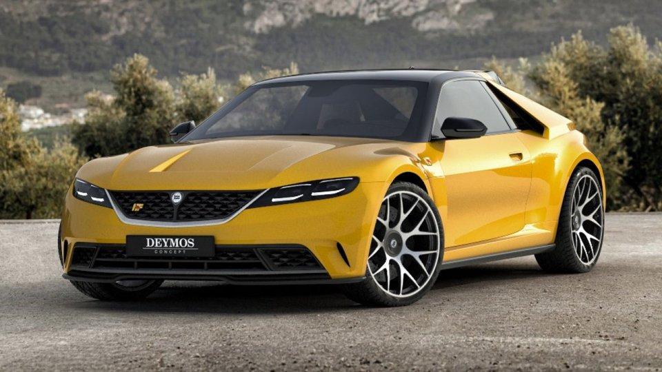 Auto - News: Lancia Deymos HF: resterà solo un Concept?