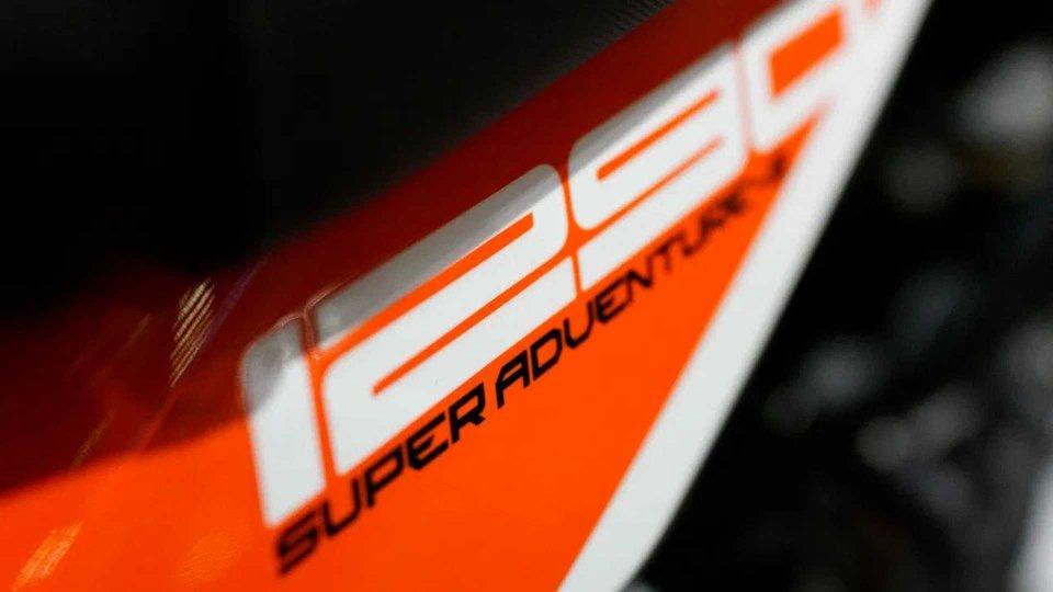 Moto - News: KTM 1290 Super Adventure 2021: nuove foto-spia