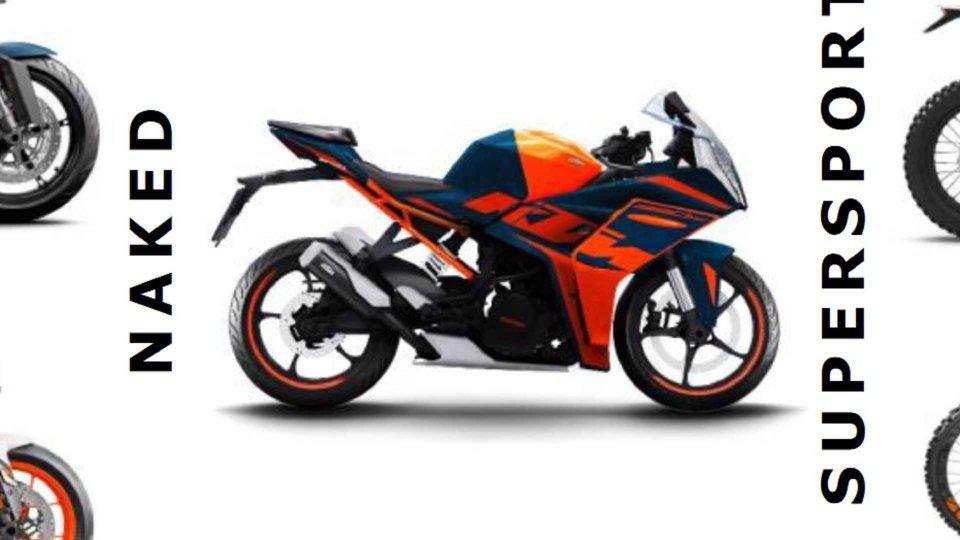 Moto - News: KTM: torna la RC, forse con il mono da 490 cc