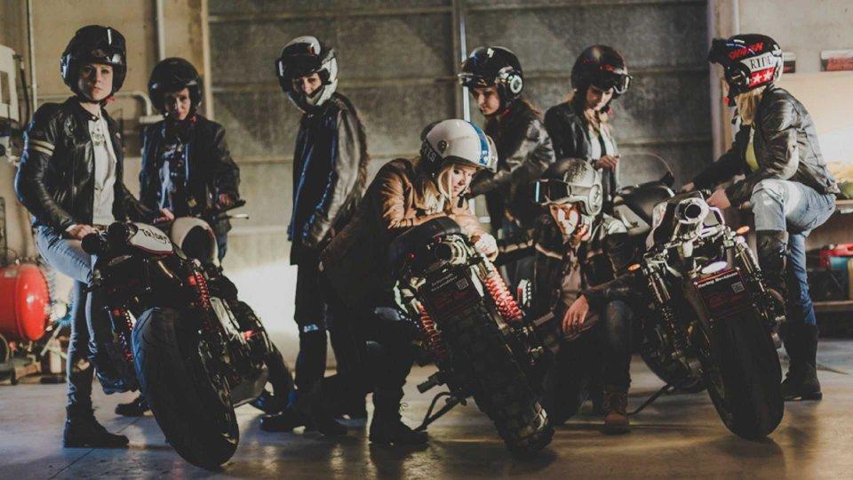 Moto - News: MissBiker, la community di motocicliste conquista il Nord Europa