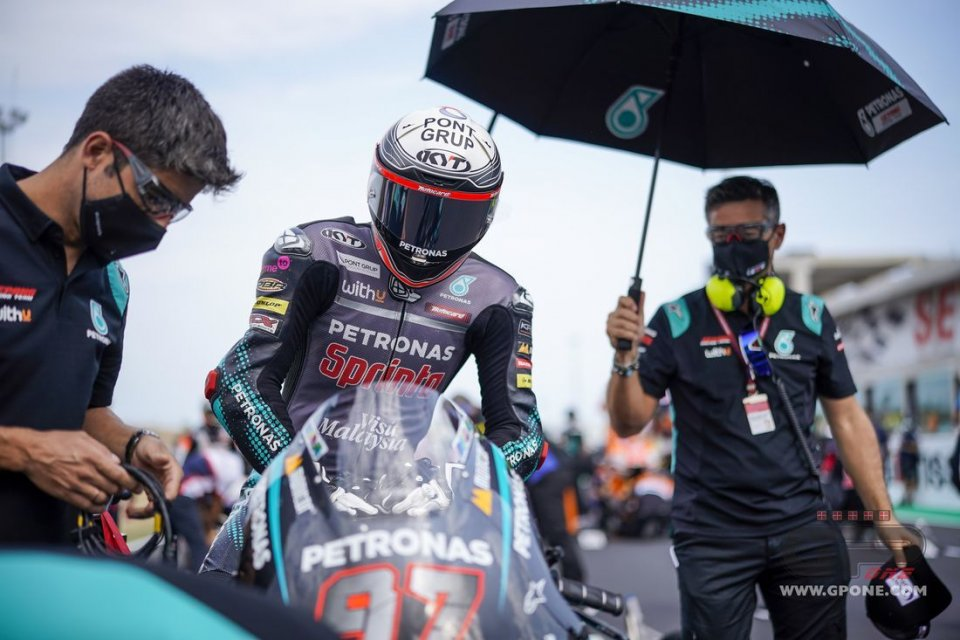 Moto2: UFFICIALE. Xavi Vierge e Petronas insieme anche nel 2021