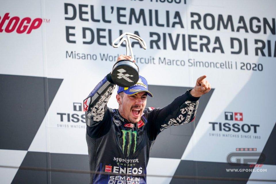 "MotoGP: Vinales: ""Mai avuto dubbi su di me, altri pensavano fosse colpa mia"""