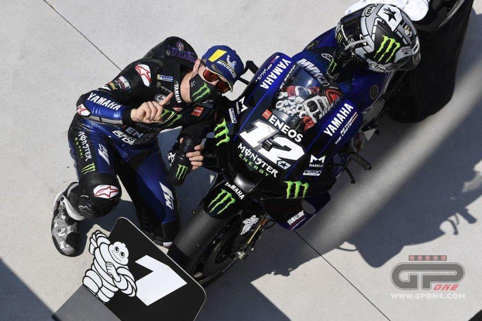 """MotoGP: Vinales:""""Un consiglio sbagliato di Yamaha mi è costato la gara scorsa"""""""