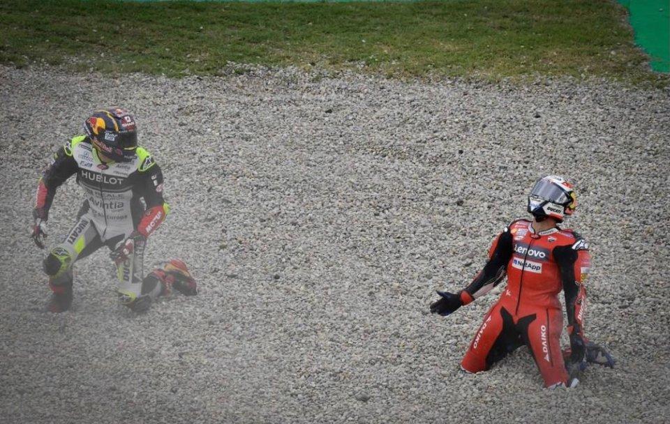 """MotoGP: Dovizioso: """"Il titolo? Mir e Suzuki più pericolosi di Quartararo e Yamaha"""""""