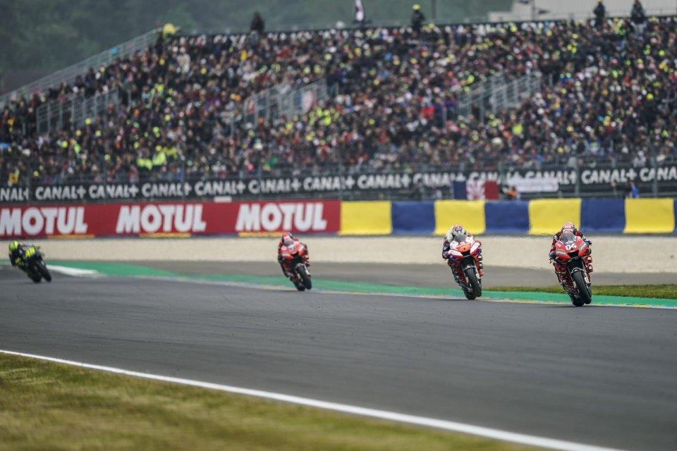 MotoGP: Le Mans, come Misano, per 10.000 spettatori: Ezpeleta conferma