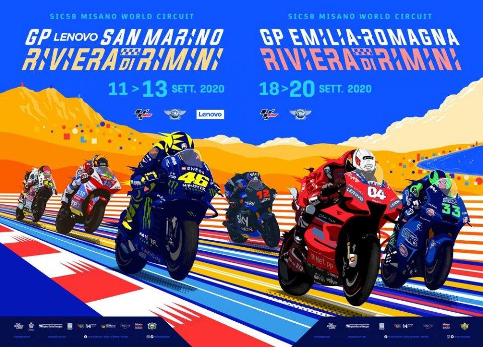MotoGP: Gran Premi di Misano aperti al pubblico: come acquistare i biglietti