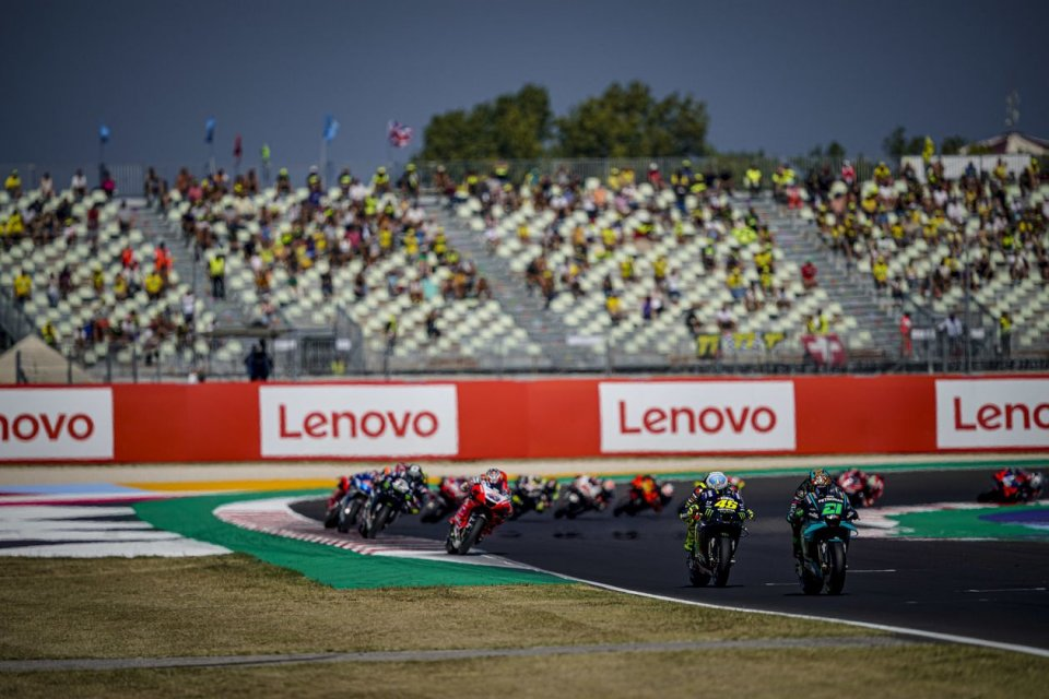 MotoGP: GP Misano 2: gli orari tv su Sky e TV8, streaming DAZN