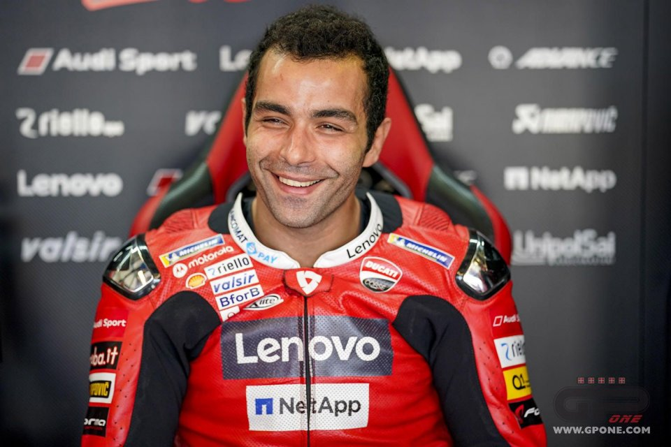 MotoGP: Petrucci starts to have self-belief after support from his Mom