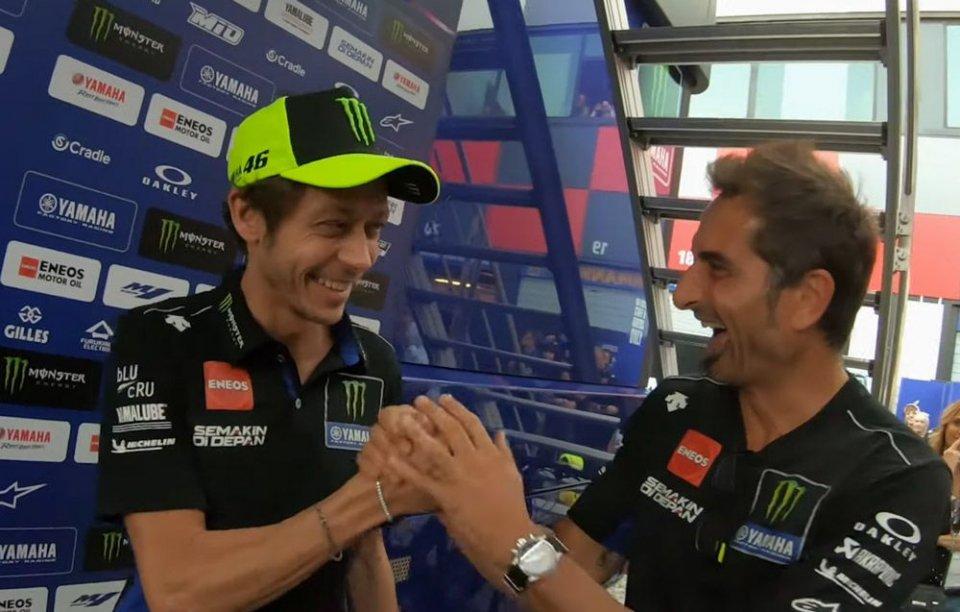 MotoGP: Valentino Rossi: si delinea la squadra Yamaha Petronas per il 2021