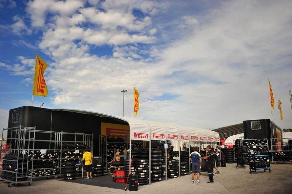 SBK: Pirelli: il caldo rischia di minare le certezze ad Aragon