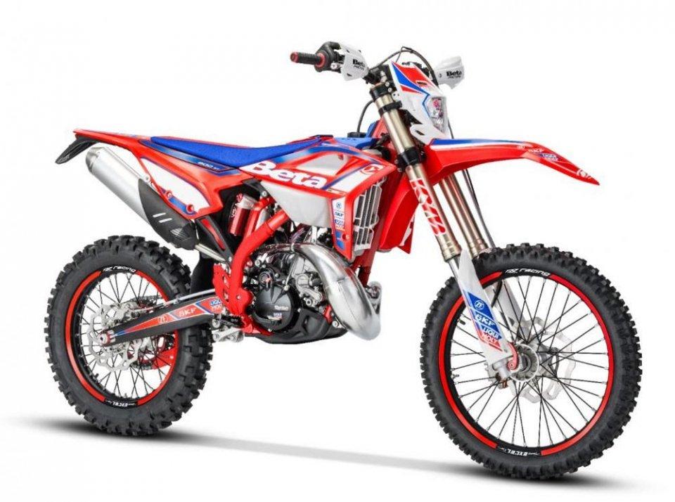Moto - News: Beta RR 2T-4T Racing MY 2021: Born to win!
