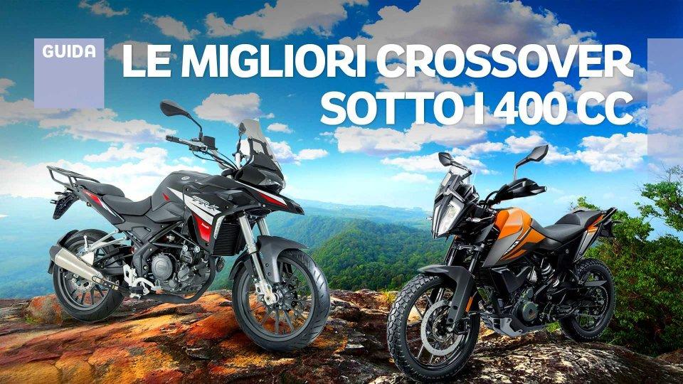 Moto - News: Le migliori crossover ed enduro stradali sotto i 400 cc