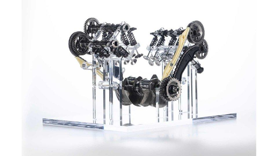 Moto - News: Ducati V4 Granturismo: 170 CV e 1.158cc per la Multistrada V4
