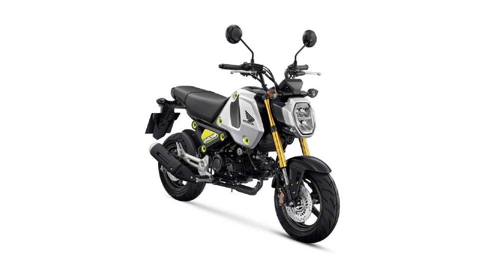 Moto - News: Honda MSX 125 Grom 2021, Euro 5 e look inconfondibile