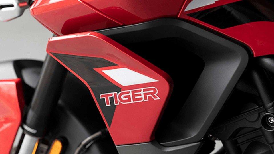 Moto - News: Triumph Tiger Sport 850, depositato il nome negli USA
