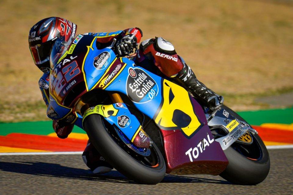 Moto2: Lowes non fa sconti, è pole ad Aragon! 6° Bastianini