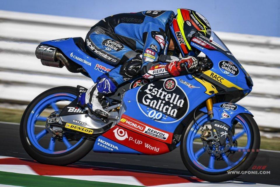 Moto3: Monlau ed Estrella Galicia 0,0 chiudono il team nel Mondiale Moto3