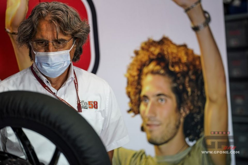 """Moto3: Simoncelli: """"The slyest wins, not the best, we need severe penalties"""""""