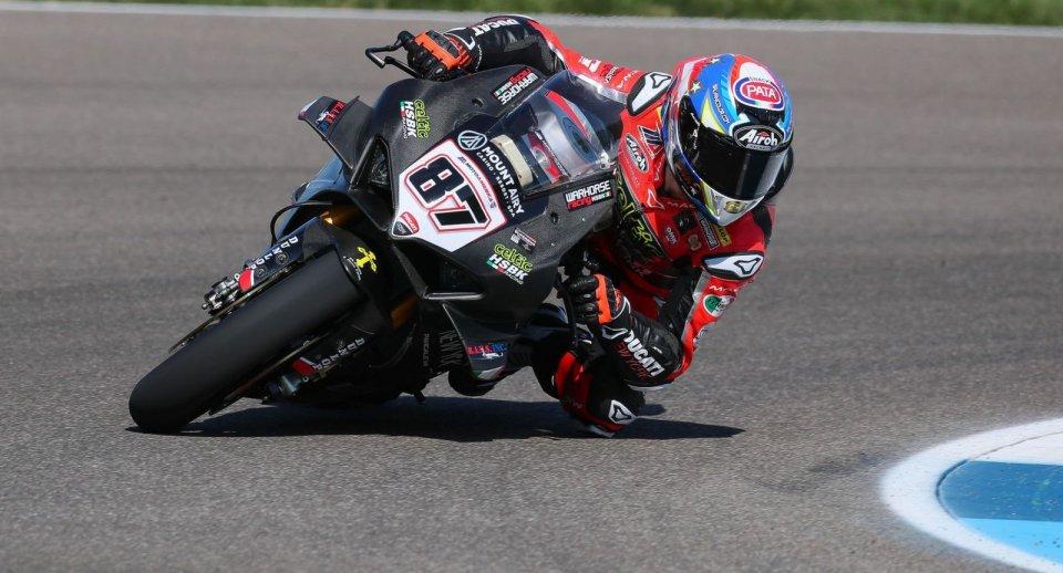 """MotoAmerica: Zanetti :""""Nel 2021 mi piacerebbe correre nel MotoAmerica con Ducati"""""""
