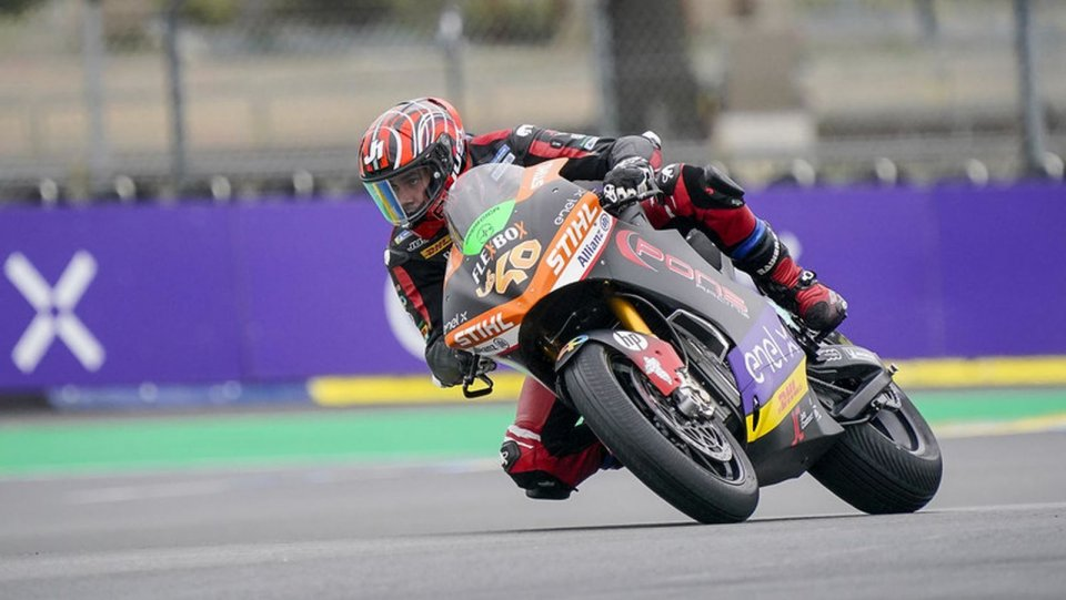 MotoE: Jordi Torres è il nuovo campione, Gara 2 a Niki Tuuli
