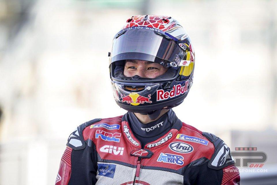 "MotoGP: Nakagami: ""I adapted to the Honda and now I'm enjoying myself like a child"""