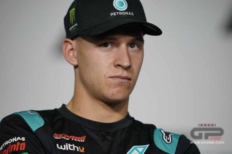MotoGP: Quartararo convinced the pressure for the World Championship is on the factory riders, not him