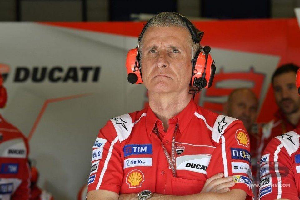 """MotoGP: CASO QUARTARARO, Ciabatti: """"Si vuole evitare l'uso delle Superbike"""""""