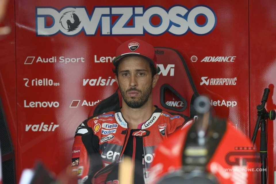 MotoGP: Andrea Dovizioso in Yamaha's sights as a test rider