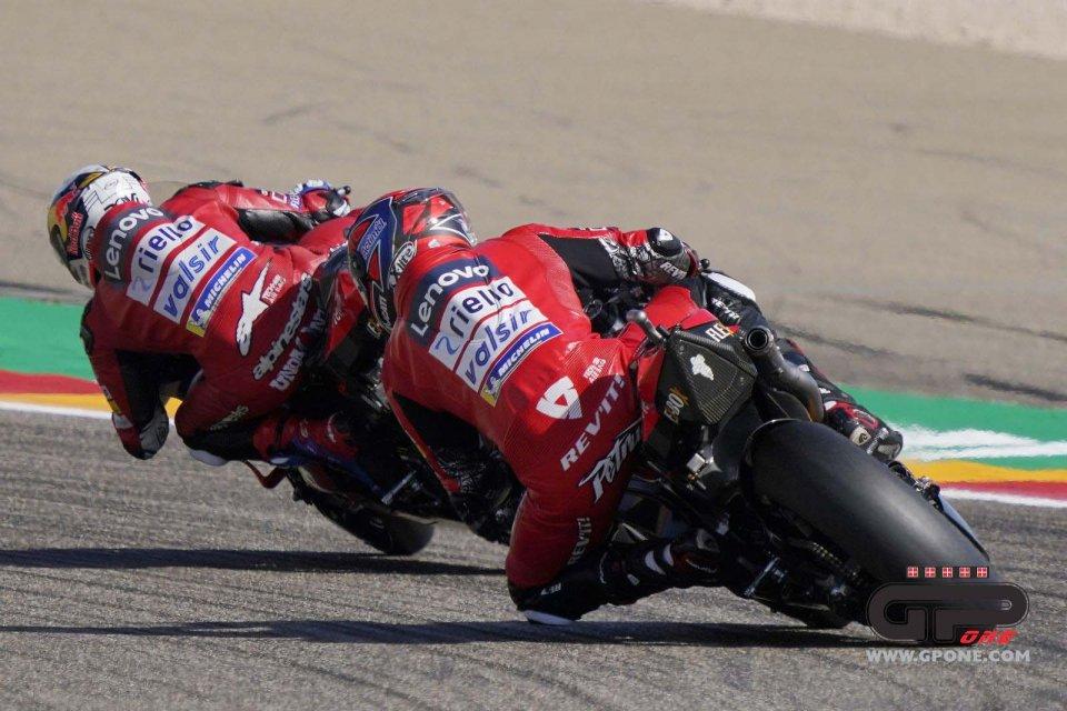 MotoGP: Teruel GP: Ducati in free fall: what is happening in Borgo Panigale?