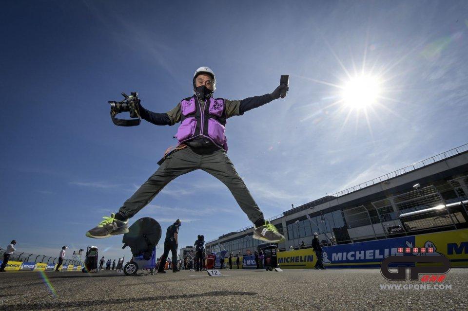 MotoGP: Auguri a Gigi Soldano, inossidabile dakariano e re dei fotografi MotoGP