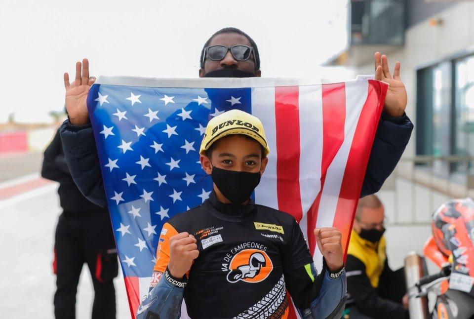 MotoGP: Waiting for the Martians to return: Kristian Daniel Jr. is 11