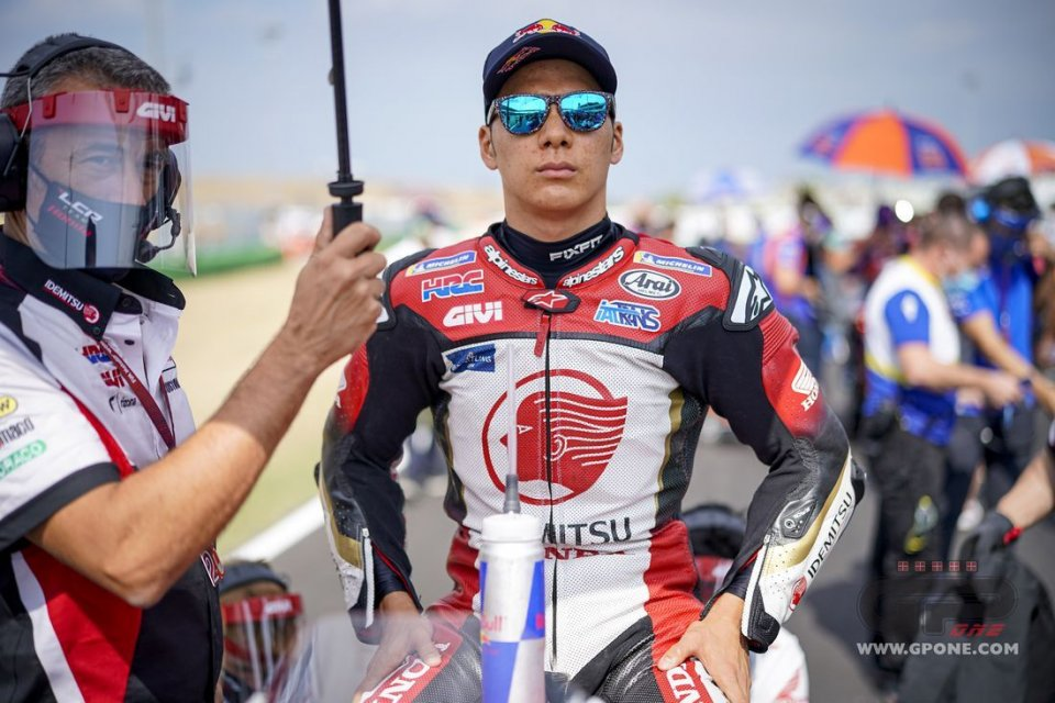 MotoGP: UFFICIALE - Takaaki Nakagami rinnova con Honda: contratto pluriennale