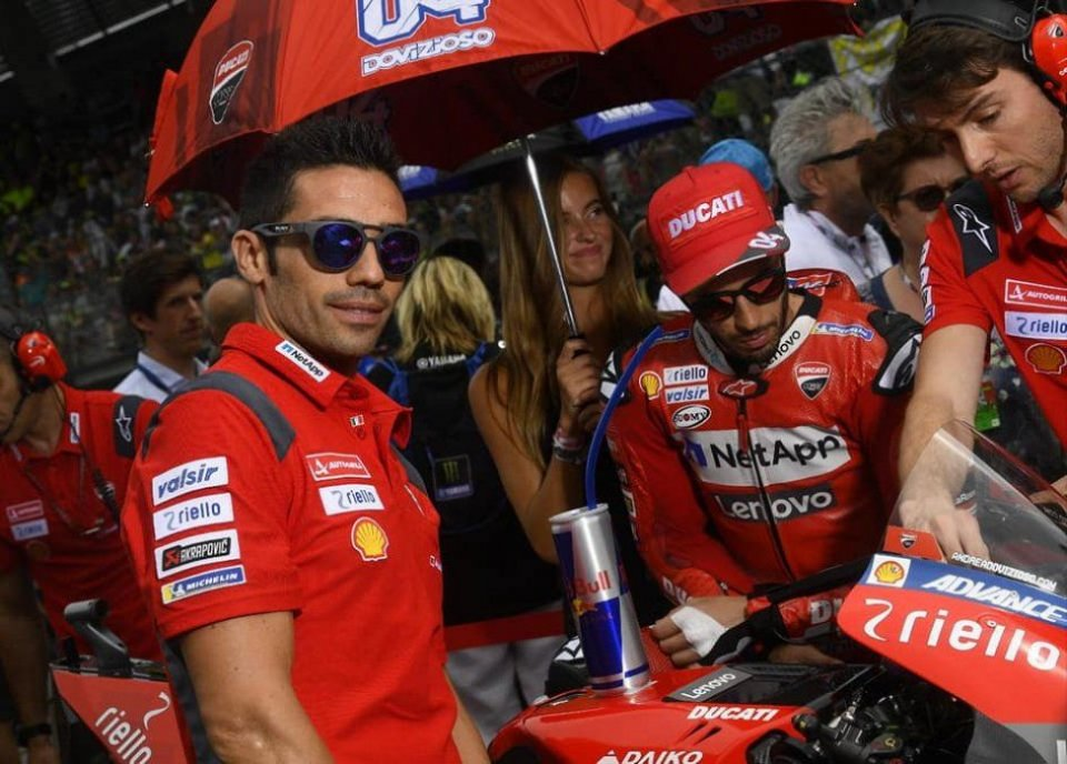 "MotoGP: Pirro: ""Dovizioso? He's rational, we needed more instinct this year"""