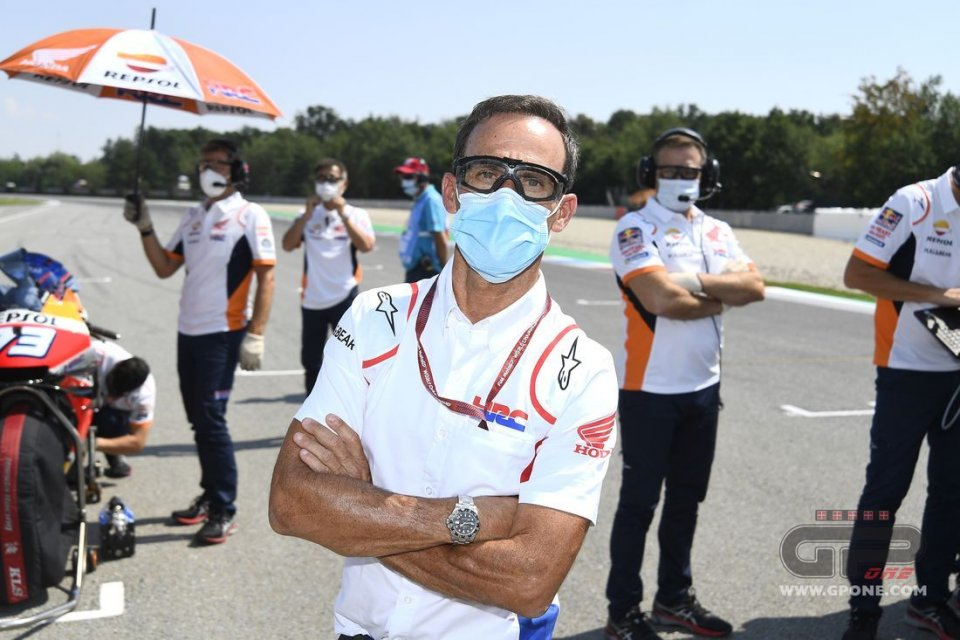"MotoGP: Puig: ""Alex Marquez understood the Honda, Lorenzo and Pedrosa didn't"""
