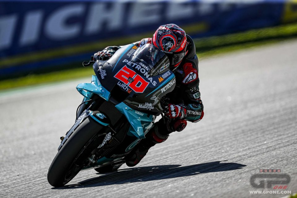 MotoGP: Risk for Quartararo at Le Mans: Yamaha has only one engine for the last 5 GPs