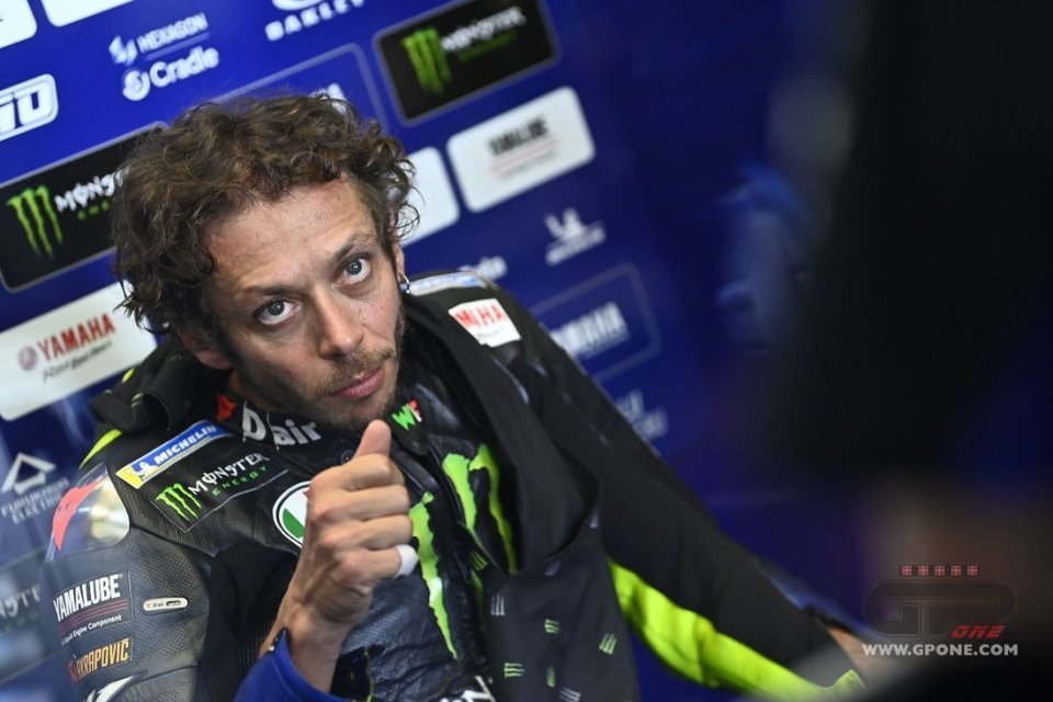 """MotoGP: Rossi at Le Mans trying to forget Barcelona: """"The podium is my goal"""""""