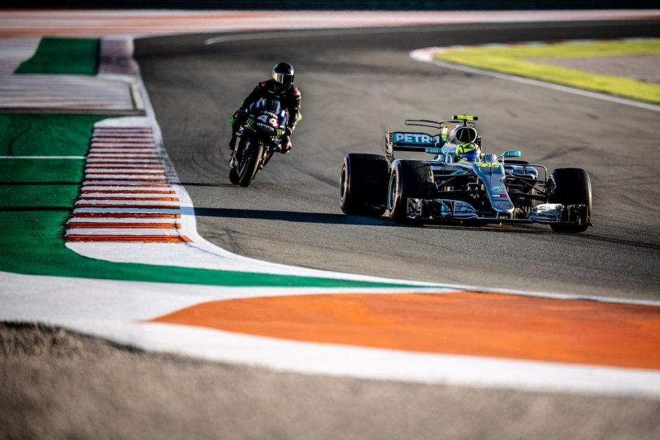 MotoGP: MotoGP VS Formula 1: calendari 2020 a confronto, 3 concomitanze