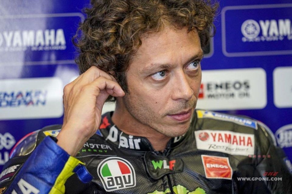 MotoGP: Valentino Rossi positivo al Covid: i suoi movimenti negli ultimi giorni