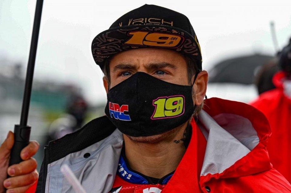 """SBK: Bautista: """"Abbiamo lo stesso problema che avevo in MotoGP con pioggia e freddo"""""""
